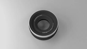 Photography Lens Logo Plantilla de After Effects