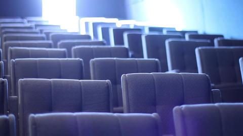 Empty cinema seats Footage