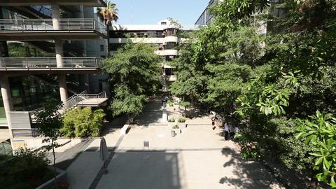 Campus university Footage