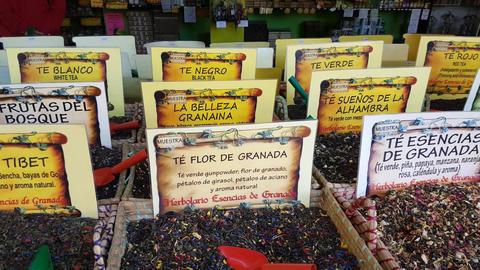 Spice Stand In Granada 画像