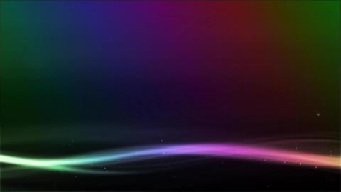 Wave background CG動画素材