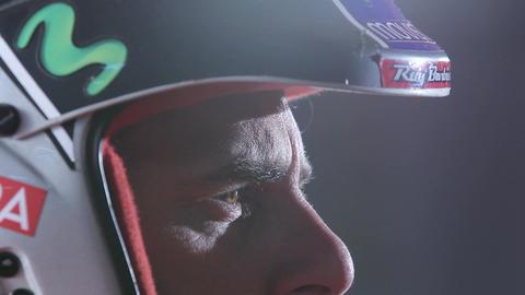 Man wearing helmet Live Action