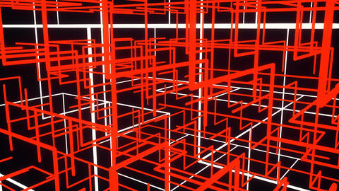 Futuristic Grid Network 画像