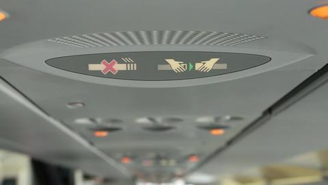 Senal pasajeros avion Live Action