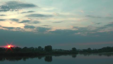 Sunrise or Sunset Footage
