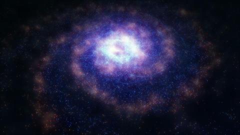 SHA Galaxy BG Image Animation