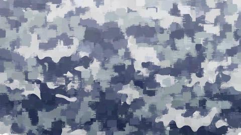 Animated Brush Strokes Moving Background stock footage
