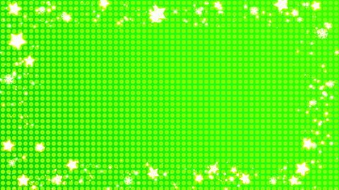 SHA Green Christmas Board Animation