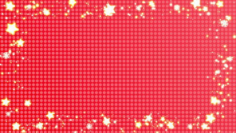 SHA Red Christmas Board CG動画