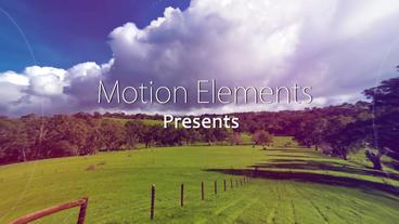 Elegant Slideshow After Effects Template