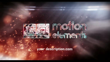 Epic Logo 3 After Effects Template