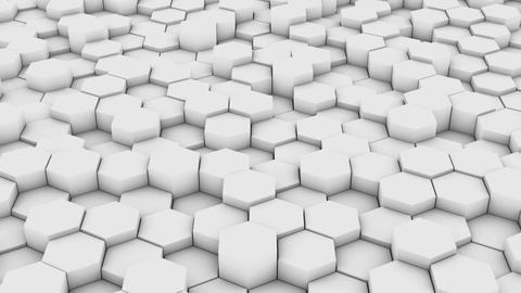 Network of hexagons3 画像