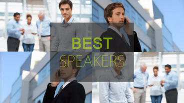 Conference After Effects Template