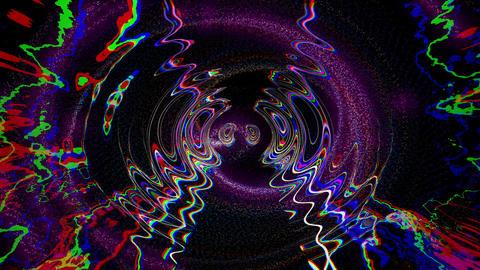 Ripple Space 4K 01 Vj Loop Animation