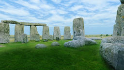 Stonehenge Time Lapse - Loop Animation