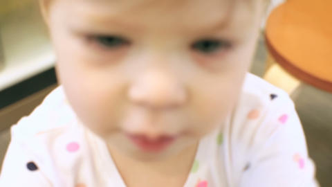 Toddler girl Live Action