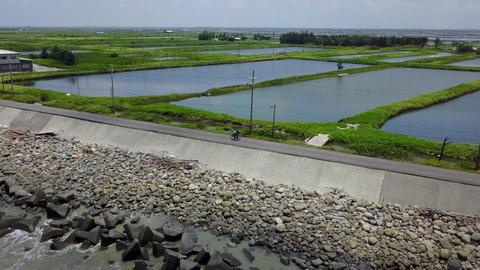 DJI MAVIC 4K Tainan Aerial Drone Taijian National Park Guosheng lighthouse Bicyc 画像