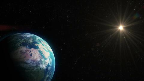 Earth ver1 ภาพเคลื่อนไหว