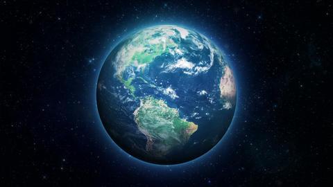 Earth ver2 ภาพเคลื่อนไหว