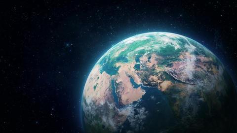 Earth ver3 ภาพเคลื่อนไหว