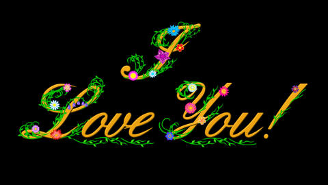 I Love You! Image