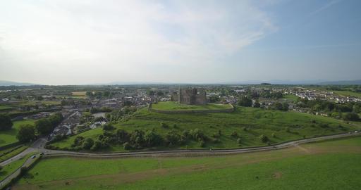 Aerial, Rock Of Cashel, County Tipperary, Ireland 画像