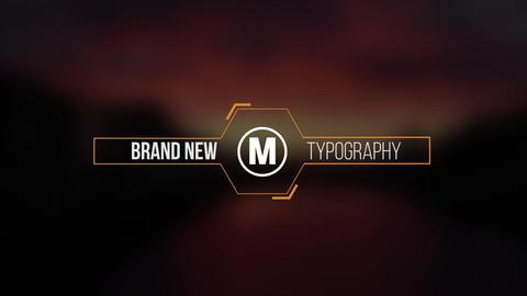 Modern Titles V11 프리미어 프로 템플릿
