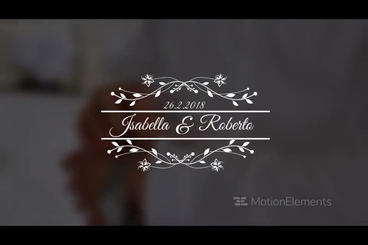 Wedding Titles V5 Premiere Pro Template