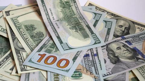 Falling Dollars Image