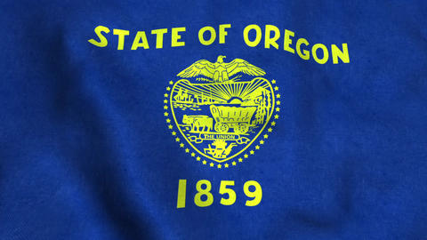 Oregon State Flag Image