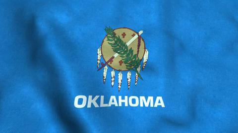 Oklahoma State Flag Image