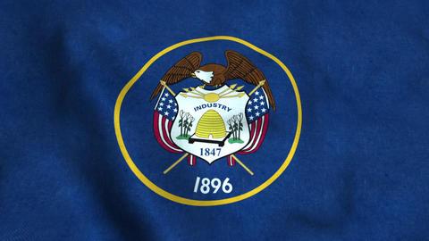 Utah State Flag Image