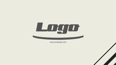 Mechanical logo reveal After Effects Template