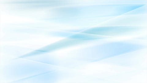 Abstract light blue and white stripes video animation Animation