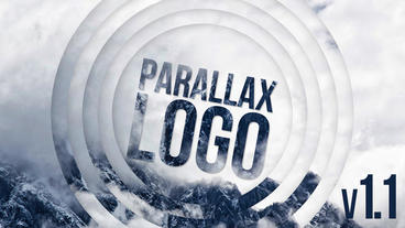 Parallax Logo Premiere Pro Template