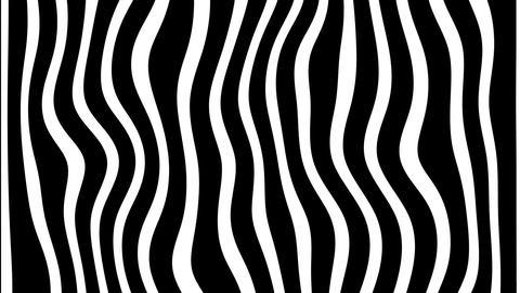 Line Zebra Movement Background 画像