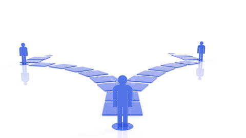 Network Animation Image