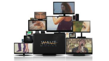 Many different types of screens Plantilla de After Effects