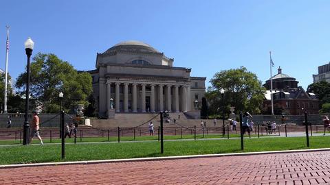 NYC Columbia University Live Action
