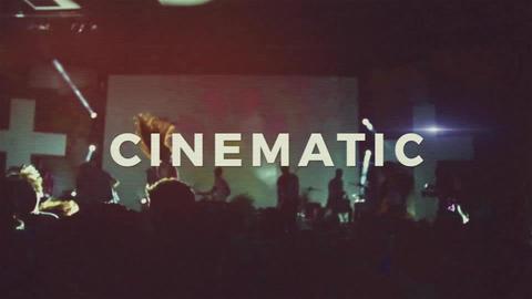 Cinematic Opener - 2
