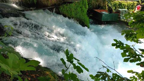 Waterfall Upper Duden120505 Footage