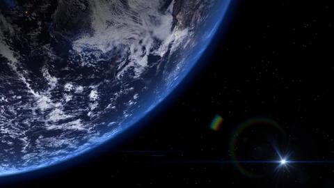 Earth 004 Animación