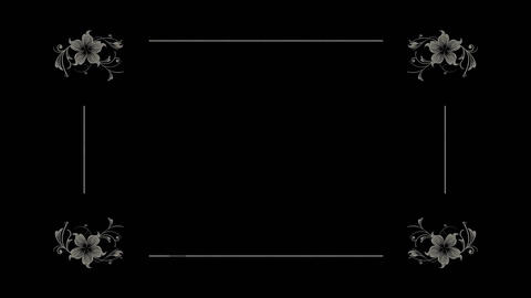 The frame of the text dialogue window with the animation…, Live Action