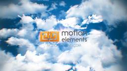 Clouds Logo Premiere Pro PR模板