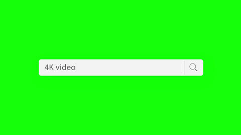 4K video - search query Animation