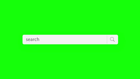 search - search query Animation
