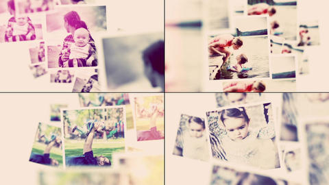 My Photo Album - Family,Wedding Slideshow After Effects Template