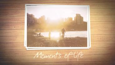 Album of Memories Premiere Pro Template