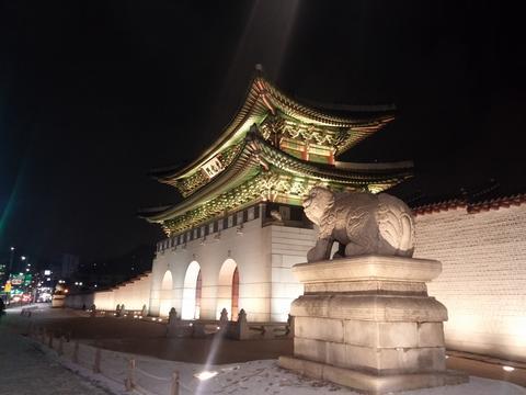 Gyeongbokgung Palace Fotografía