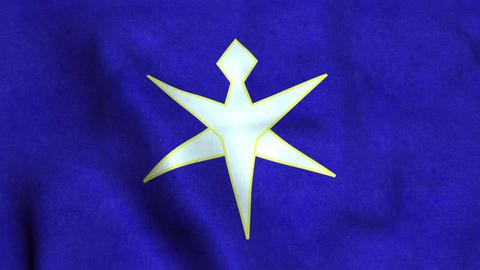 Flag Of Chiba Animation